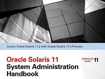 oracle Solaris 11 livre pour administrateur système